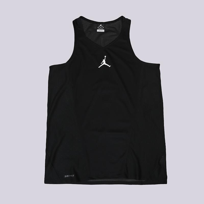 Майка Jordan Ultimate Flight Basketball JerseyБезрукавки<br>100% полиэстер<br><br>Цвет: Черный<br>Размеры US: S;M;L;XL<br>Пол: Мужской