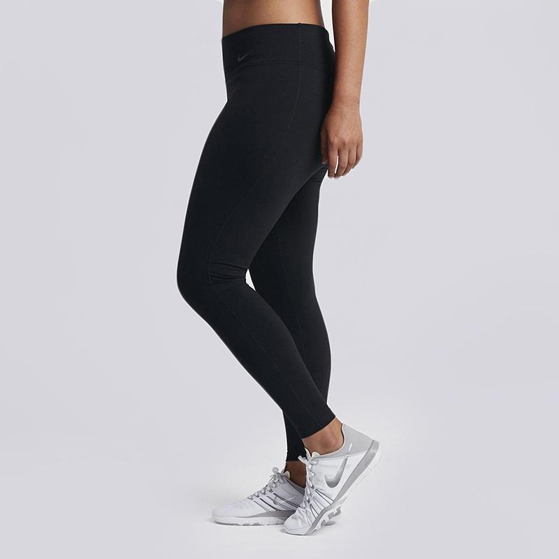 Тайтсы Nike Power Legendary Plus Size Mid-Rise Training TightsБрюки и джинсы<br>80% нейлон, 20% эластан<br><br>Цвет: Черный<br>Размеры US: 1X;2X;3X<br>Пол: Женский