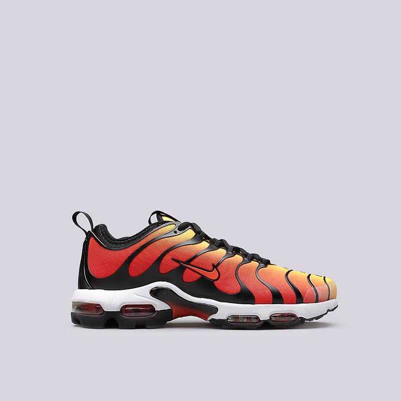 Кроссовки Nike Sportswear Air Max Plus TN UltraКроссовки lifestyle<br>Текстиль, резина, пластик<br><br>Цвет: Желтый<br>Размеры US: 8;8.5;9.5;10;10.5;11;11.5;12<br>Пол: Мужской