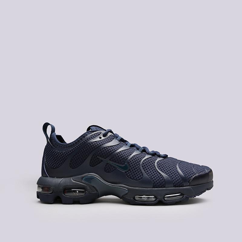 Кроссовки Nike Sportswear Air Max Plus TN UltraКроссовки lifestyle<br>Текстиль, резина, пластик<br><br>Цвет: Синий<br>Размеры US: 8;8.5;9;9.5;10;10.5;11;11.5;12<br>Пол: Мужской