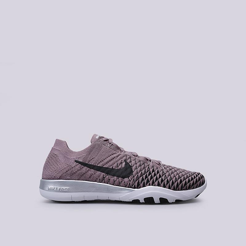 Кроссовки Nike WMNS Free TR FK 2 BionicКроссовки lifestyle<br>Текстиль, пластик, резина<br><br>Цвет: Фиолетовый<br>Размеры US: 6.5;7;7.5;8;8.5<br>Пол: Женский