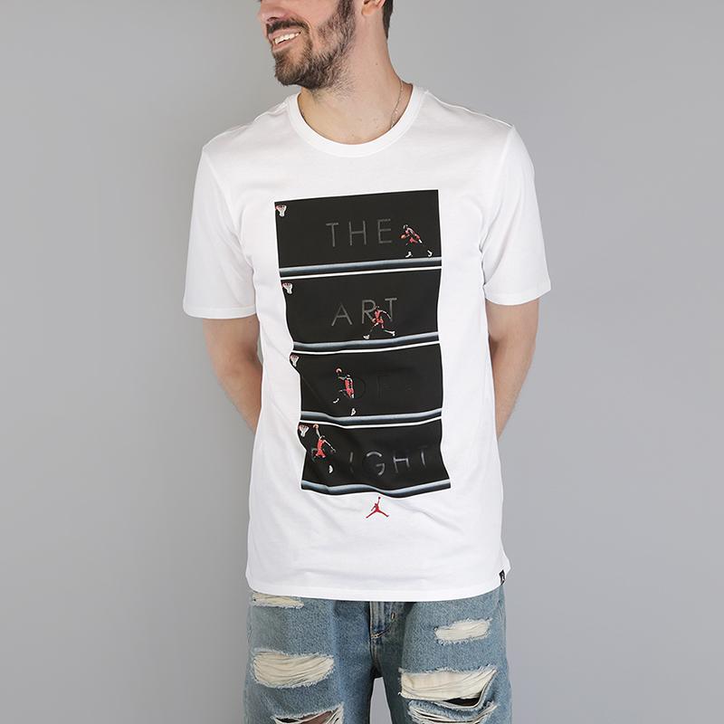 футболка-jordan-the-art-of-flight-t-shirt