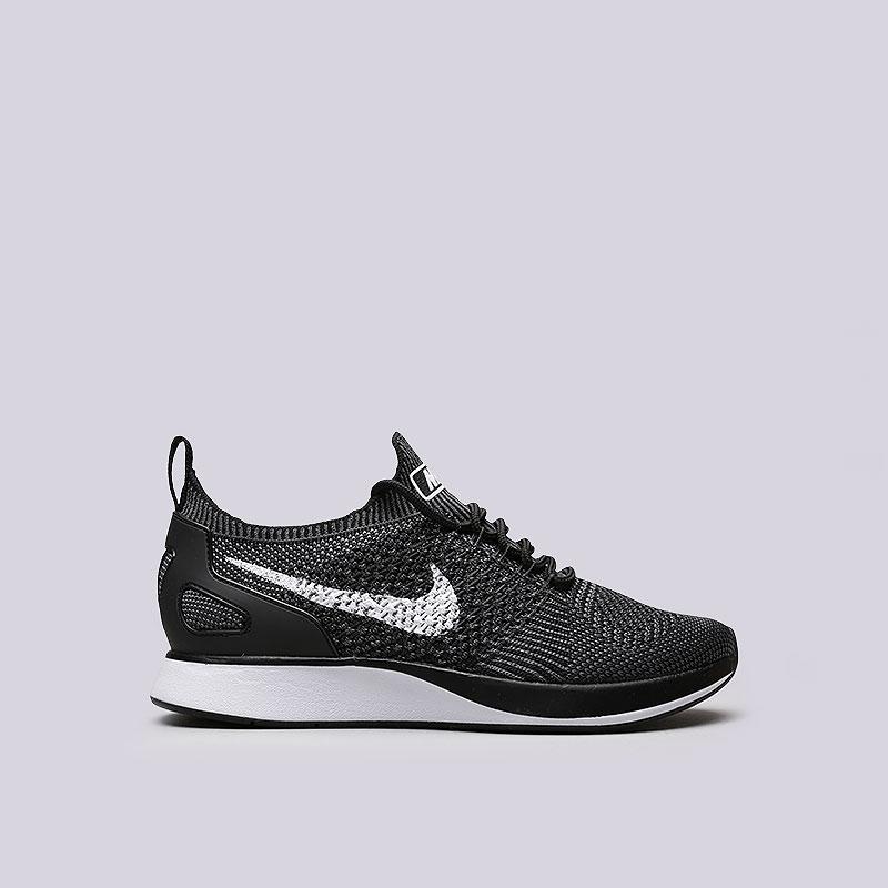 Кроссовки Nike Sportswear WMNS Air Zoom Mariah FK Racer PRMКроссовки lifestyle<br>Текстиль, пластик, резина<br><br>Цвет: Черный<br>Размеры US: 6;6.5;7;7.5;8;8.5;9<br>Пол: Женский