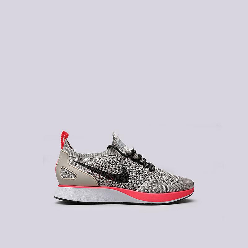 Кроссовки Nike Sportswear WMNS Air Zoom Mariah FK Racer PRMКроссовки lifestyle<br>Текстиль, пластик, резина<br><br>Цвет: Серый<br>Размеры US: 6;6.5;7;7.5;8;8.5;9<br>Пол: Женский