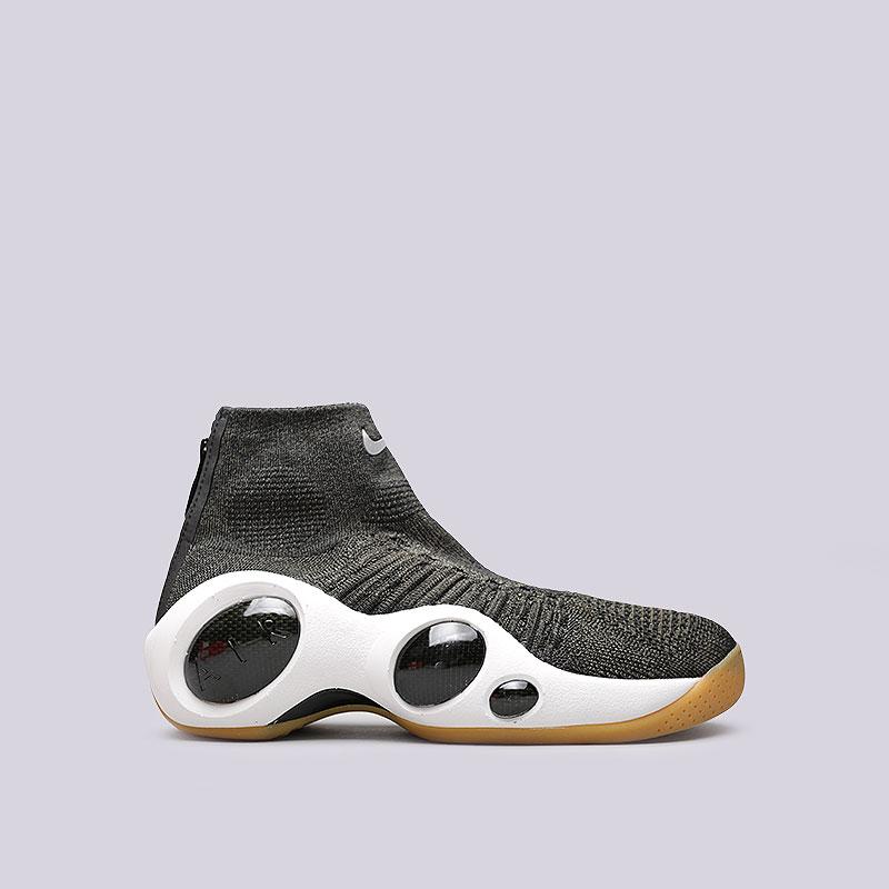 Кроссовки  Nike Flight BonafideКроссовки lifestyle<br>Текстиль, пластик, резина<br><br>Цвет: Оливковый<br>Размеры US: 8;8.5;9;9.5;10;10.5;11;11.5<br>Пол: Мужской