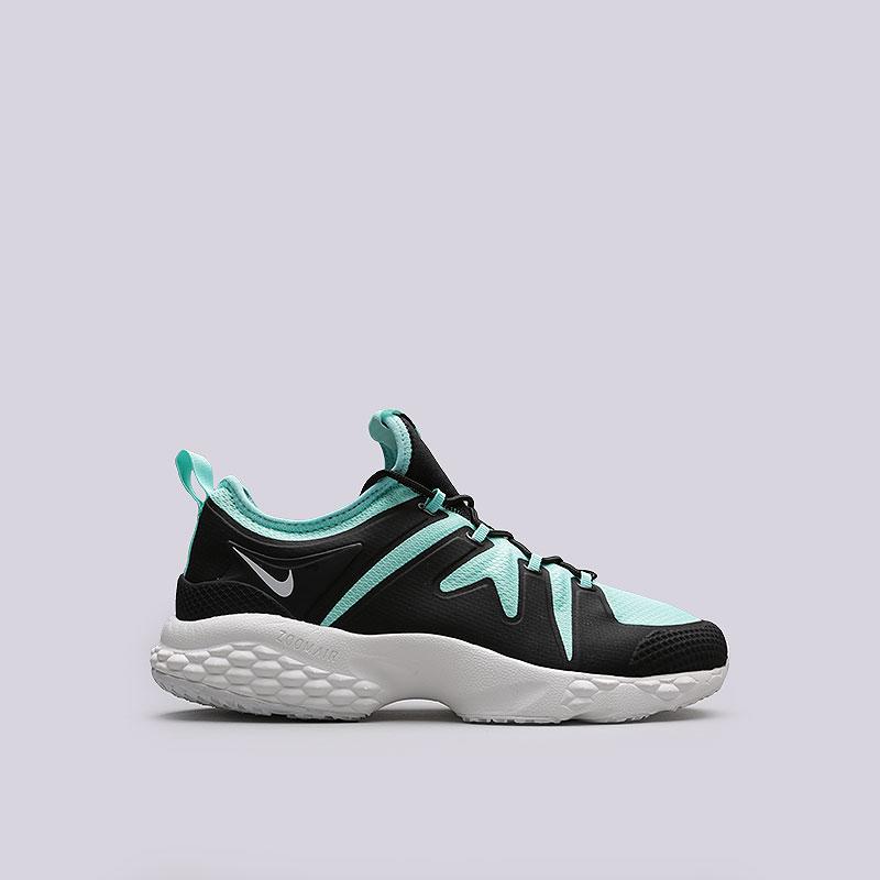 Кроссовки Nike Air Zoom LWP `16Кроссовки lifestyle<br>Пластик, текстиль, резина<br><br>Цвет: Черный<br>Размеры US: 8;8.5;9.5;10;10.5;11;11.5;12<br>Пол: Мужской