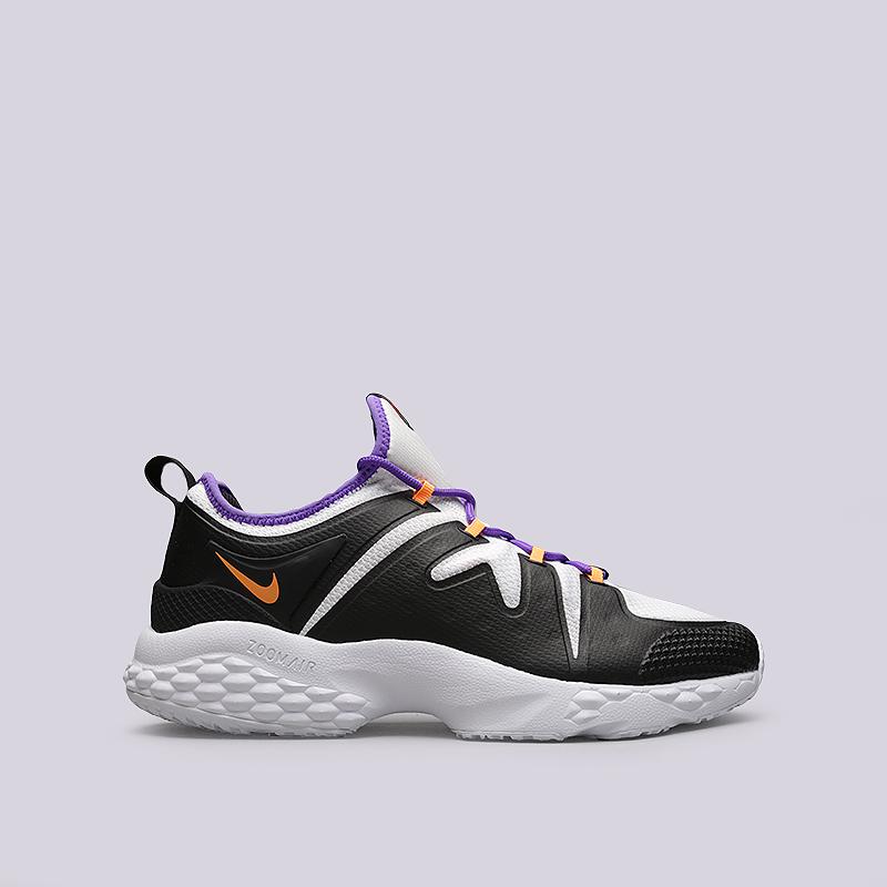 Кроссовки Nike Air Zoom LWP `16Кроссовки lifestyle<br>Текстиль, резина, пластик<br><br>Цвет: Белый, черный<br>Размеры US: 8;9;10;10.5;11;12<br>Пол: Мужской