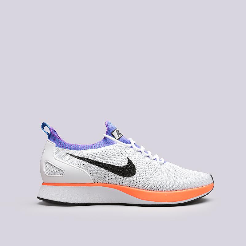 Кроссовки Nike Air Zoom Mariah Flyknit RacerКроссовки lifestyle<br>Текстиль, резина, пластик<br><br>Цвет: Белый<br>Размеры US: 8;8.5;9;9.5;10;10.5;11;11.5;12;12.5<br>Пол: Мужской