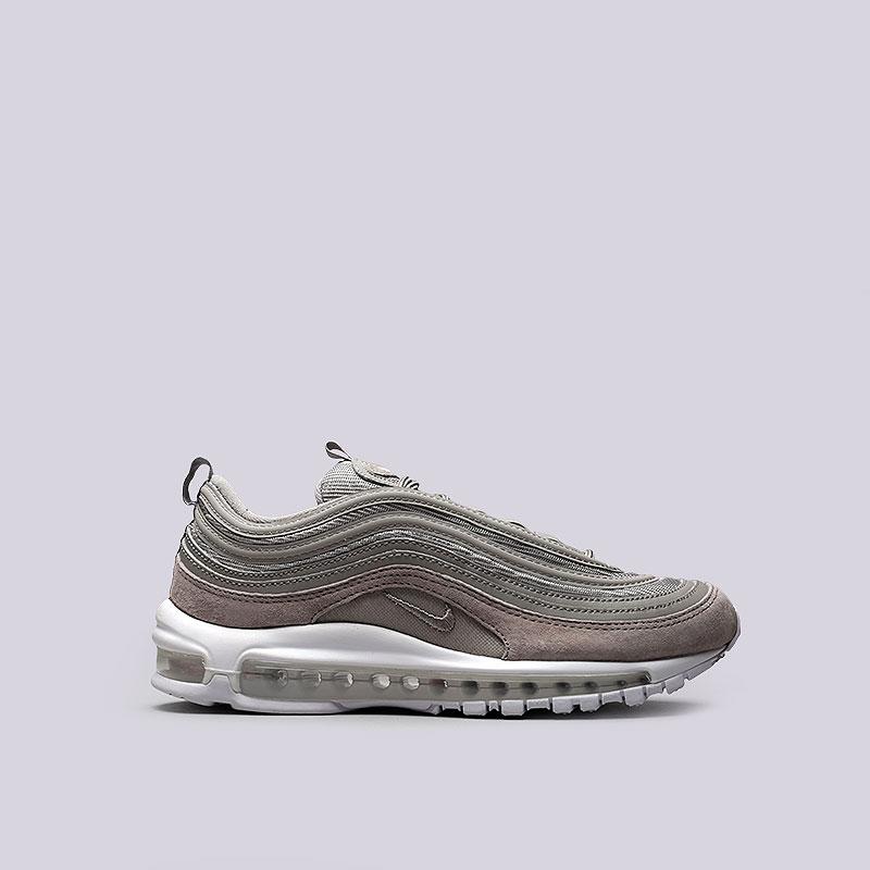 Кроссовки  Nike Sportswear Air Max 97Кроссовки lifestyle<br>Текстиль, резина<br><br>Цвет: Серый<br>Размеры US: 8;8.5;9;10.5;11;11.5<br>Пол: Мужской
