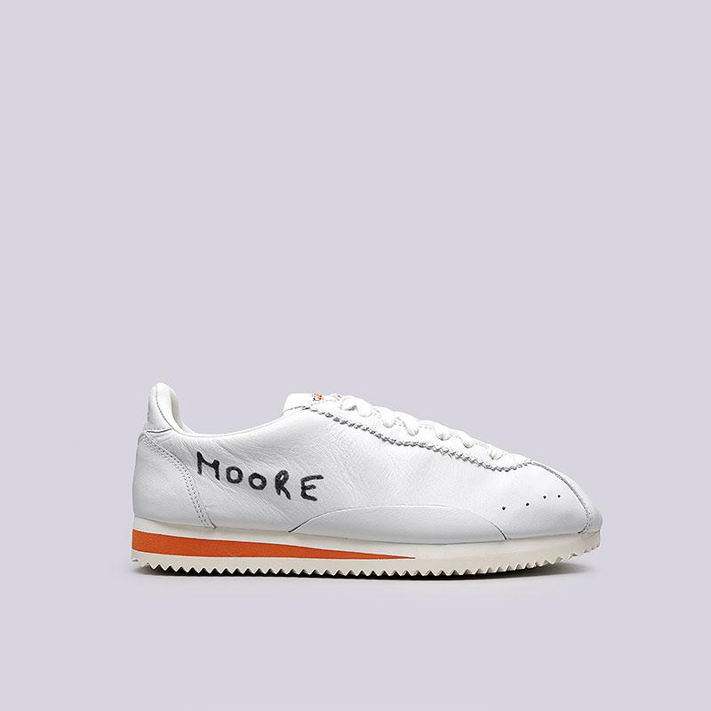 Кроссовки Nike Classic Cortez KM QSКроссовки lifestyle<br>Кожа, текстиль, резина<br><br>Цвет: Белый<br>Размеры US: 7;8