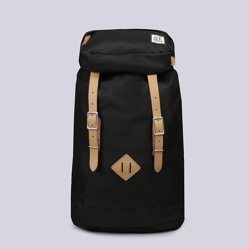 Рюкзак The Pack Society Premium 23LСумки, рюкзаки<br>Полиэстер<br><br>Цвет: Черный<br>Размеры : OS