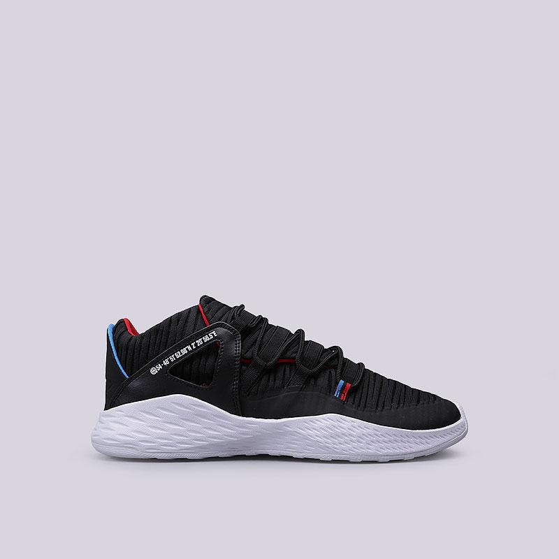 Кроссовки Jordan Formula 23 Low Q54Кроссовки баскетбольные<br>Текстиль, синтетика, резина, пластик<br><br>Цвет: Черный<br>Размеры US: 8;8.5;10;10.5;11.5;12<br>Пол: Мужской