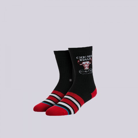 детские черные  носки stance bulls boys B526A16BUL - цена, описание, фото 1