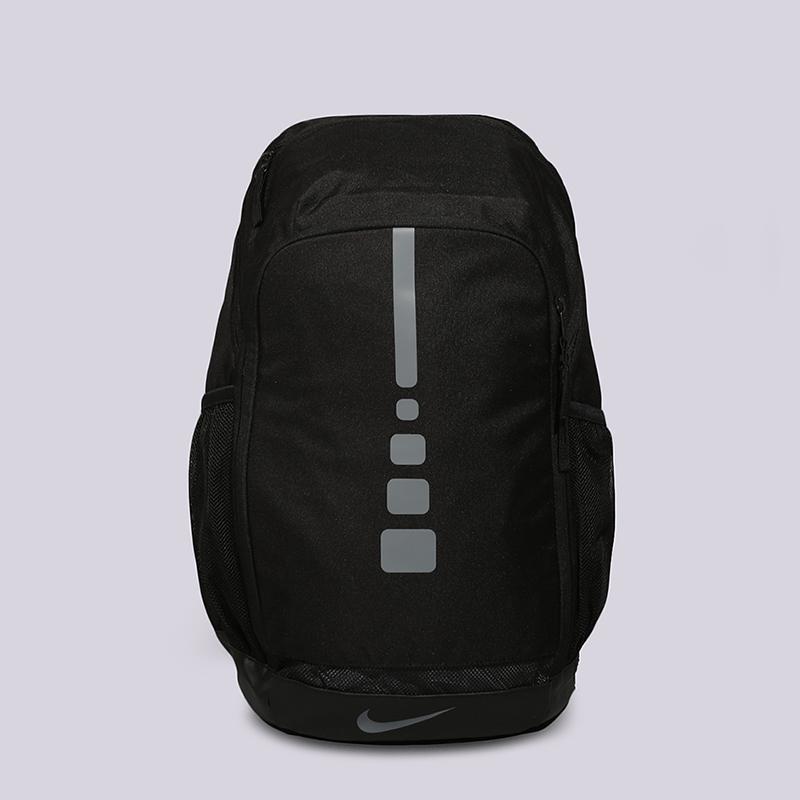 Рюкзак Nike Hoops Elite Varsity Basketball Backpack 28LСумки, рюкзаки<br>Полиэстер<br><br>Цвет: Черный<br>Размеры US: OS
