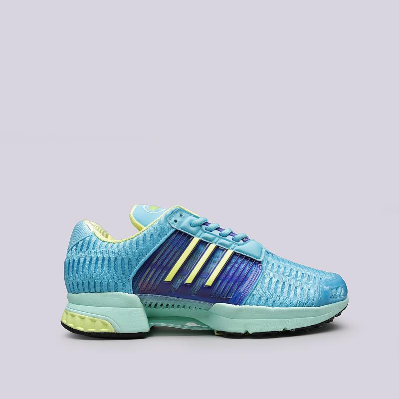 Кроссовки adidas Climacool 1Кроссовки lifestyle<br>Текстиль, резина, пластик<br><br>Цвет: Голубой<br>Размеры UK: 7;7.5;8;9;9.5;11<br>Пол: Мужской