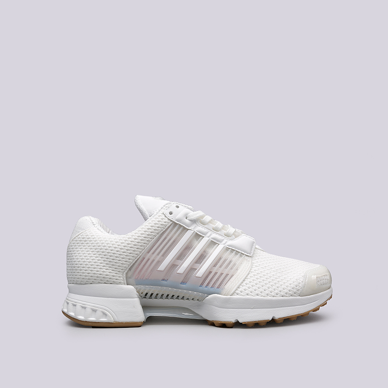 Кроссовки adidas Climacool 1Кроссовки lifestyle<br>Текстиль, резина, пластик<br><br>Цвет: Белый<br>Размеры UK: 7.5;8;8.5;9;10.5;11<br>Пол: Мужской