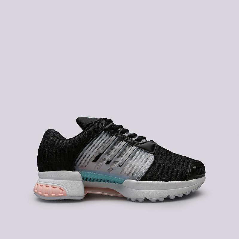 Кроссовки adidas Climacool 1 WКроссовки lifestyle<br>Текстиль, резина, пластик<br><br>Цвет: Черный, белый<br>Размеры UK: 8.5<br>Пол: Женский