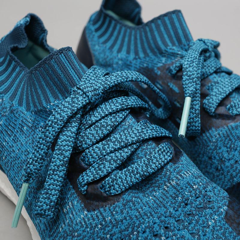 Купить мужские синие  кроссовки adidas ultraboost uncaged в магазинах Streetball изображение - 5 картинки