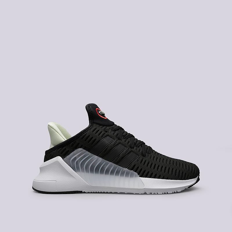 Кроссовки adidas Originals Climacool 02/17 WКроссовки lifestyle<br>Текстиль, резина, пластик<br><br>Цвет: Черный<br>Размеры UK: 5;5.5;6;6.5;7;7.5;8<br>Пол: Женский