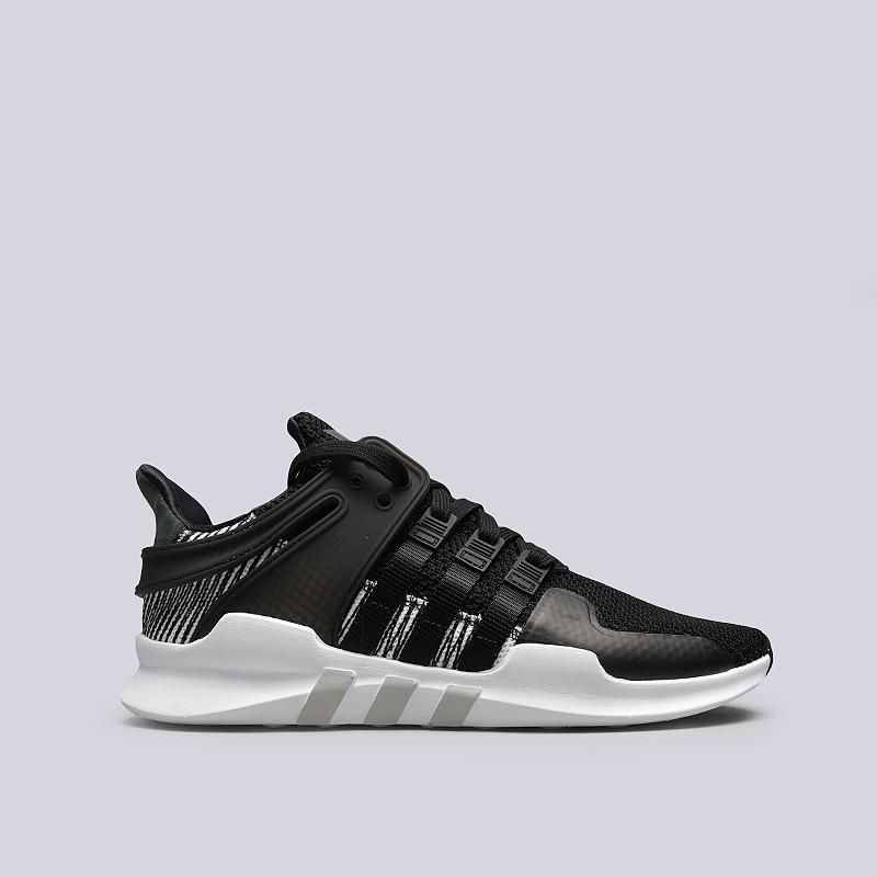 Кроссовки adidas Originals EQT Support ADVКроссовки lifestyle<br>Текстиль, резина, пластик<br><br>Цвет: Черный, белый<br>Размеры UK: 7;7.5;8;8.5;9;9.5;10;10.5;11;11.5<br>Пол: Мужской