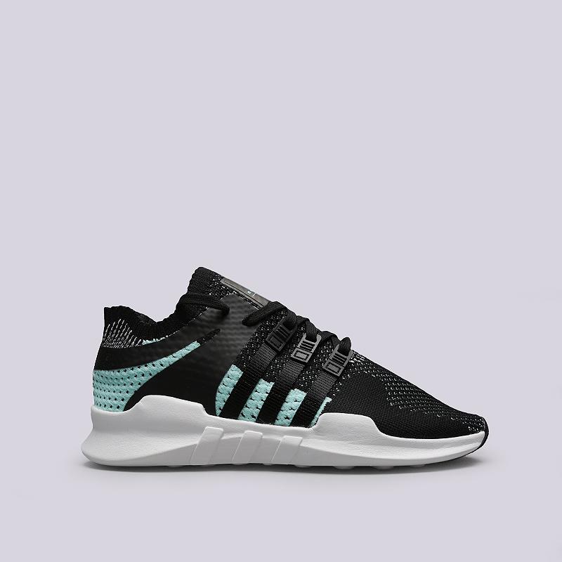 Кроссовки adidas EQT Support ADV PK WКроссовки lifestyle<br>Текстиль, резина, пластик<br><br>Цвет: Черный, бирюзовый<br>Размеры UK: 5;5.5;6;6.5;7;7.5;8<br>Пол: Женский