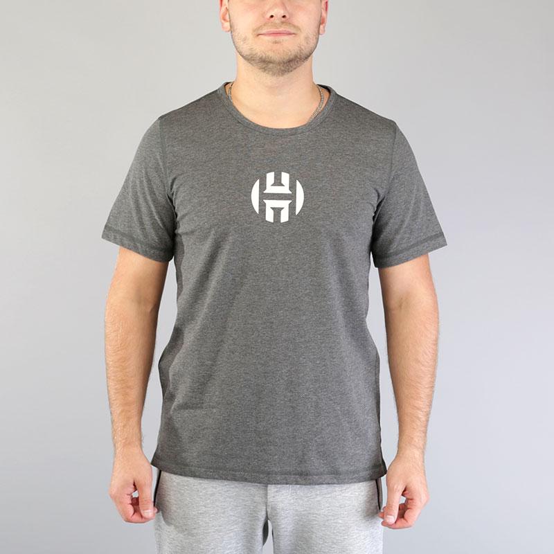 Футболка adidas HRDN Logo Tee от Streetball