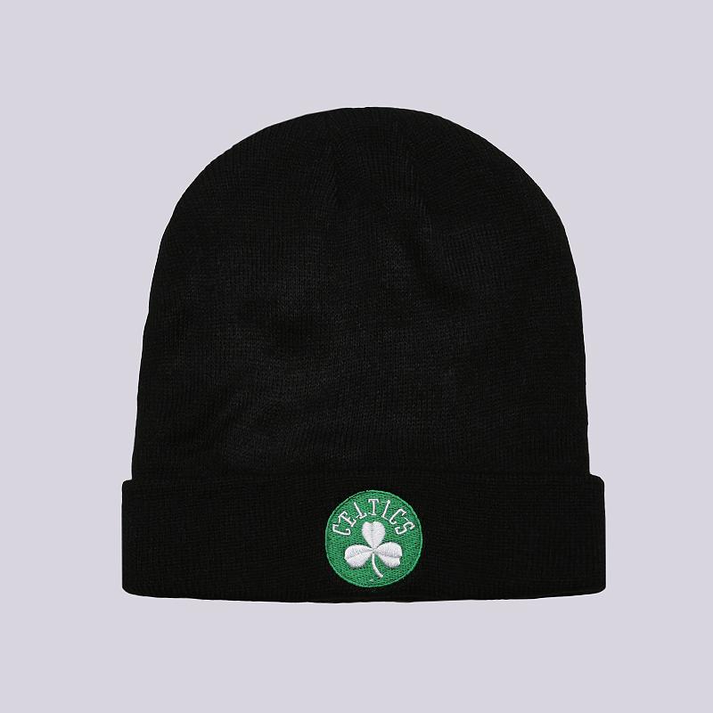 Шапка K1X CelticsШапки<br>Акрил<br><br>Цвет: Черный<br>Размеры US: OS