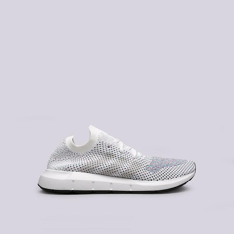 Кроссовки adidas Swift Run PKКроссовки lifestyle<br>Текстиль, резина<br><br>Цвет: Белый<br>Размеры UK: 7;7.5;8;8.5;9;9.5;10;10.5;11;11.5<br>Пол: Мужской