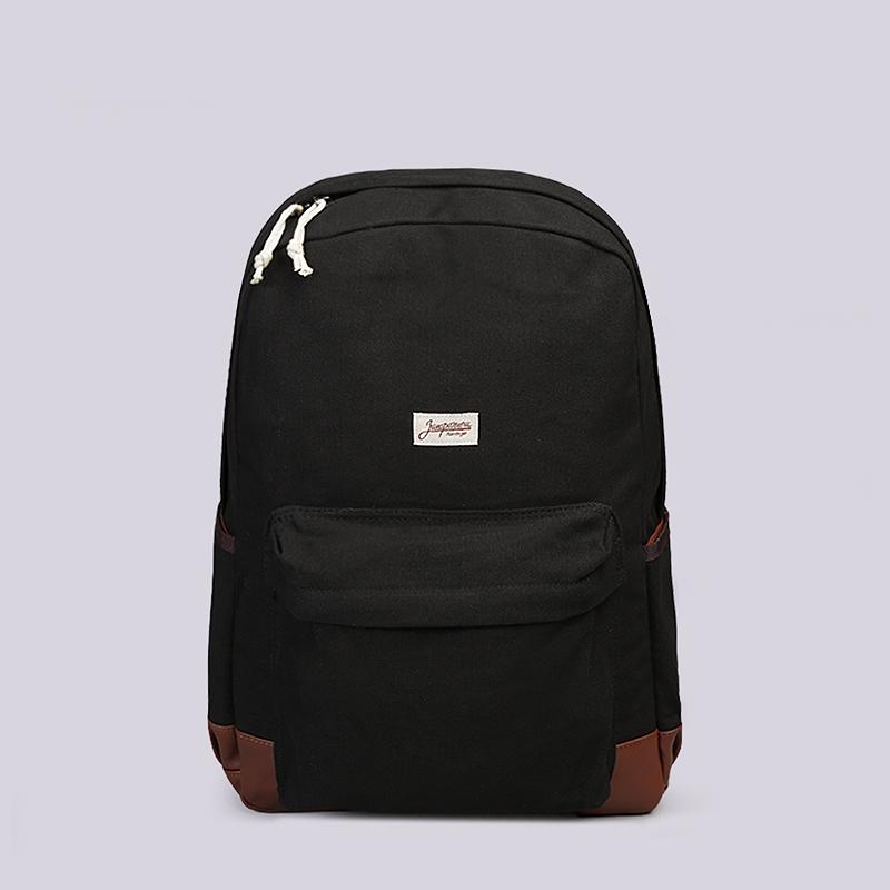 Рюкзак Запорожец heritage Daypack Classic 22LСумки, рюкзаки<br>Хлопок<br><br>Цвет: Черный, коричневый<br>Размеры : OS