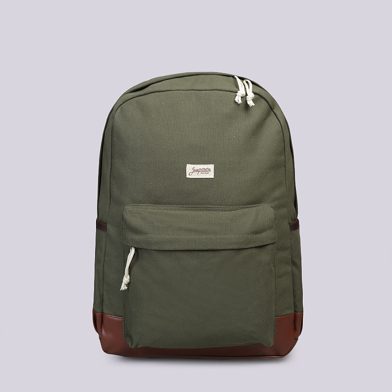 Рюкзак Запорожец heritage Daypack Classic 22LСумки, рюкзаки<br>Хлопок<br><br>Цвет: Зеленый, коричневый<br>Размеры : OS