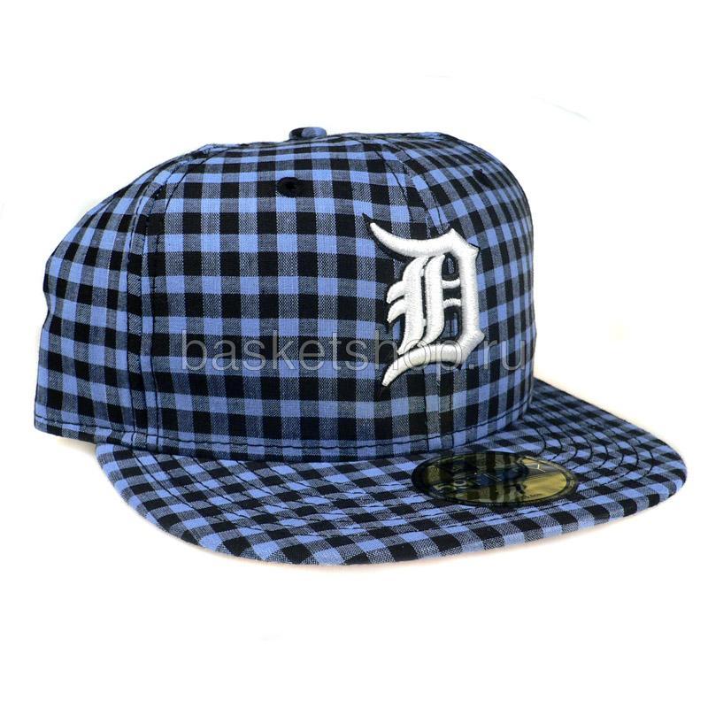 синюю,  белую  кепка dcheck dettig bl/wh Dchk det bl/wh - цена, описание, фото 1