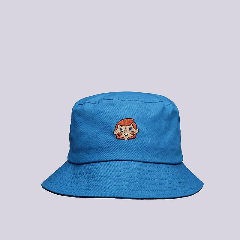 Панама Запорожец heritage Dyadya FedorКепки<br>Хлопок<br><br>Цвет: Голубой<br>Размеры : S/M;L/XL