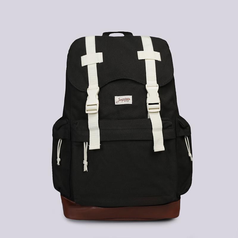 Рюкзак Запорожец heritage Daypack Heritage 25LСумки, рюкзаки<br>Хлопок<br><br>Цвет: Черный, коричневый<br>Размеры : OS