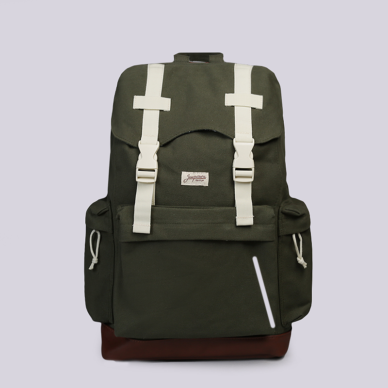 Рюкзак Запорожец heritage Daypack Heritage 25LСумки, рюкзаки<br>Хлопок<br><br>Цвет: Зеленый, коричневый<br>Размеры : OS