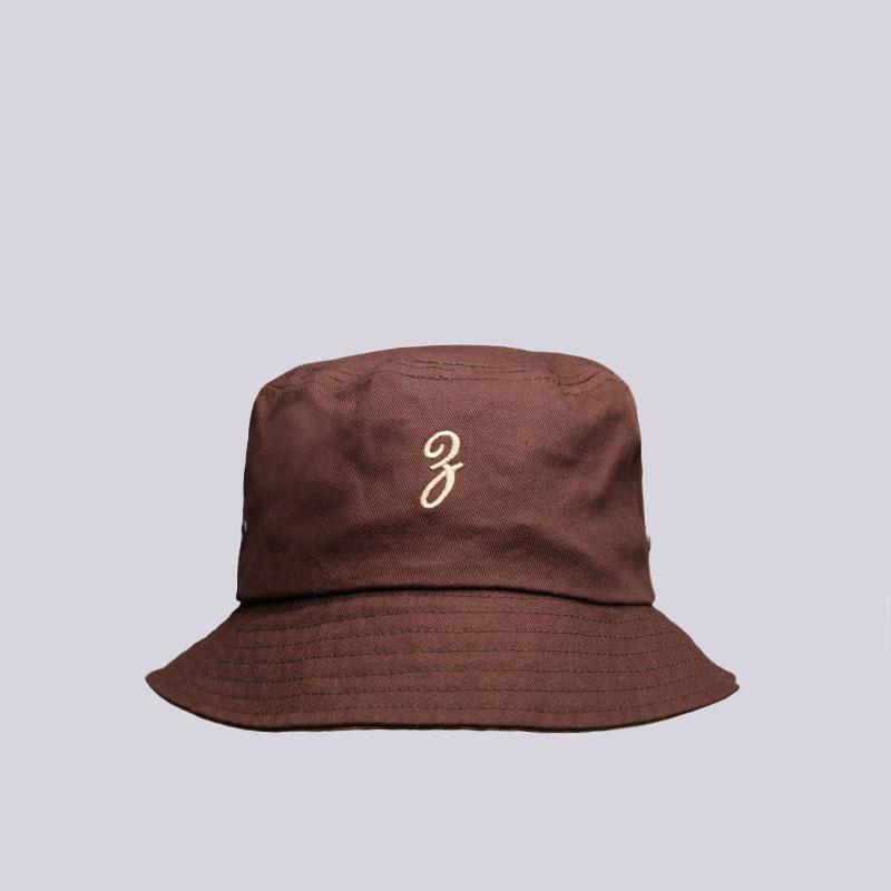 коричневую  панама запорожец heritage just z Just Z-brown - цена, описание, фото 2
