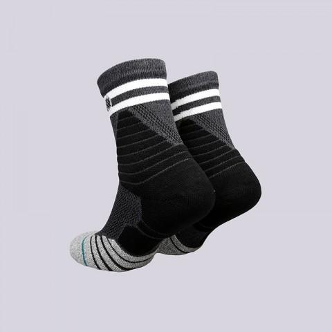 мужские черные  носки stance game time M359A17GAM- BLACK - цена, описание, фото 2