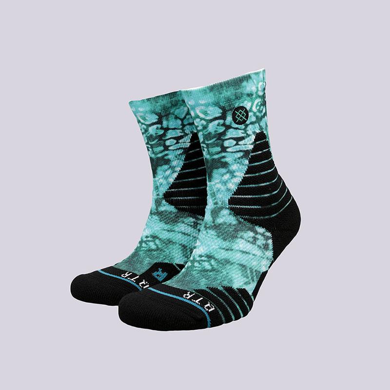 мужские чёрные  носки stance the rock M359A17ROC- - цена, описание, фото 1
