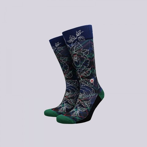 Носки Stance Wade Floral Plaid 2