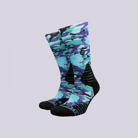 мужские черные  носки stance outlet M559A17OUT- BLACK - цена, описание, фото 1