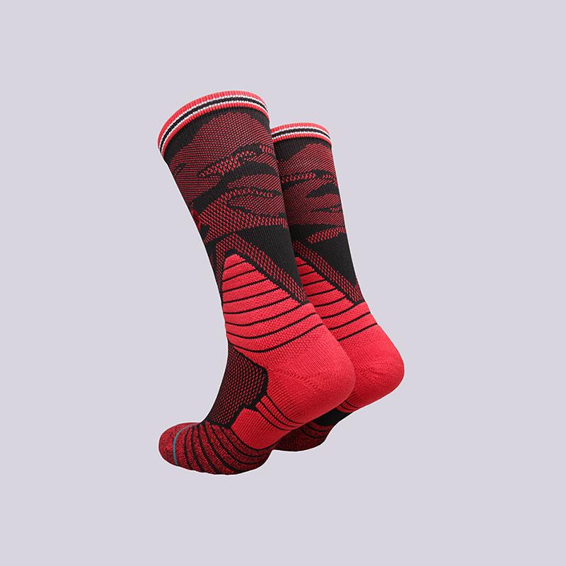 мужские красные  носки stance daybreak M559C16DAY- - цена, описание, фото 2