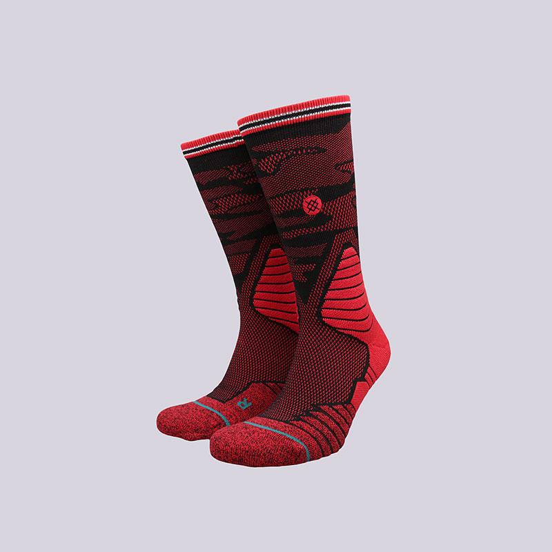 мужские красные  носки stance daybreak M559C16DAY- - цена, описание, фото 1