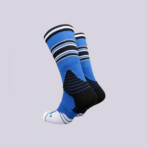 мужские синие  носки stance logo crew magic M559C5LCMA- - цена, описание, фото 2
