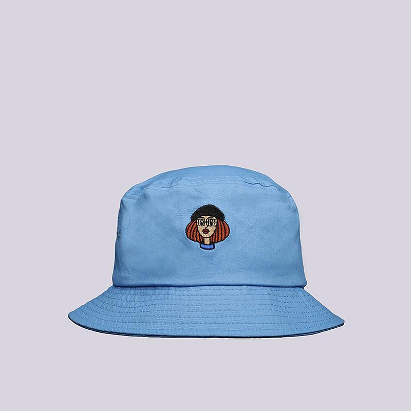 Панама Запорожец heritage MamaКепки<br>Хлопок<br><br>Цвет: Голубой<br>Размеры : L/XL;S/M