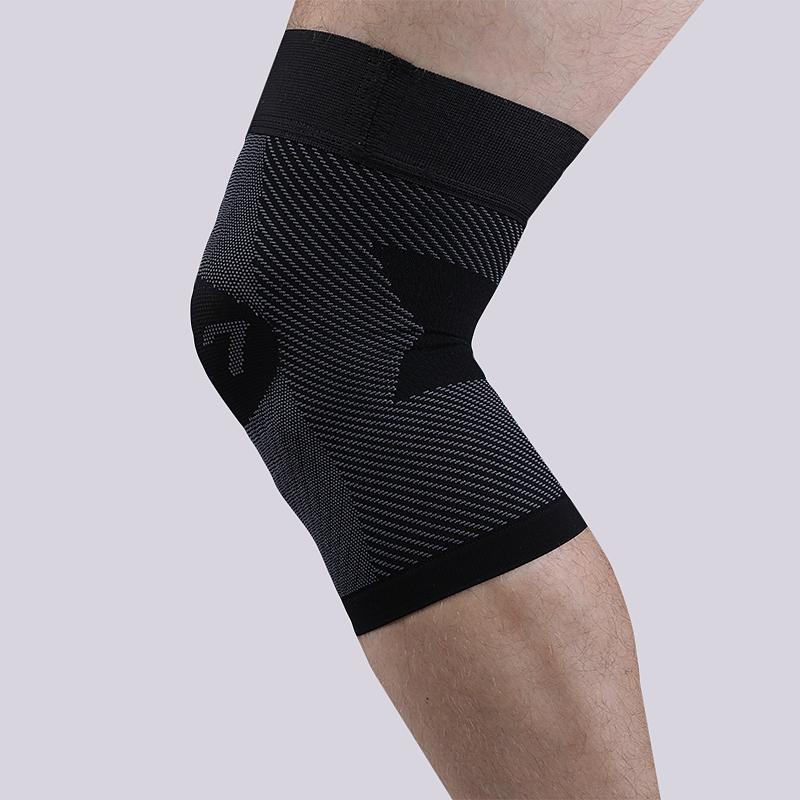 черный  фиксатор колена os1st performance knee sleeve KS7-черный - цена, описание, фото 1