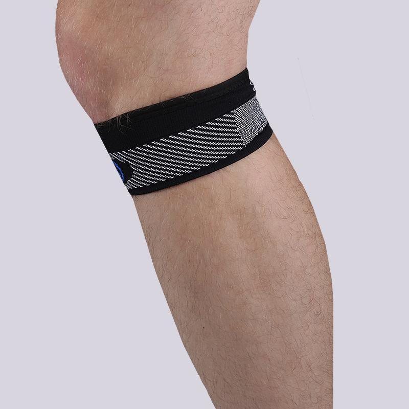 черный  фиксатор коленной чашечки os1st performance patella sleeve OS1-7234B - цена, описание, фото 1
