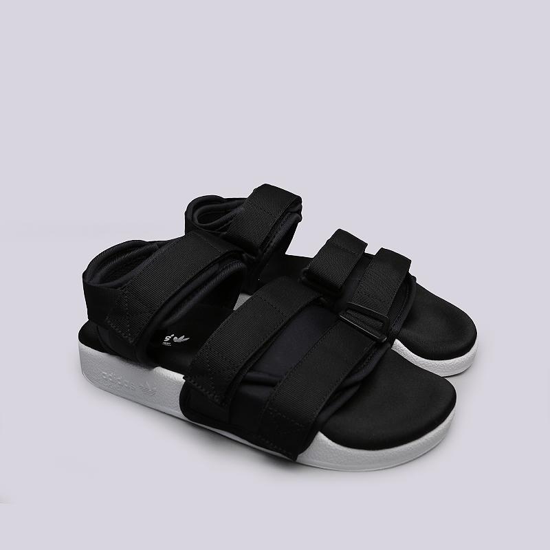 758eb24ac женские черные, белые сандали adidas adilette sandal w S75382 - цена,  описание, фото