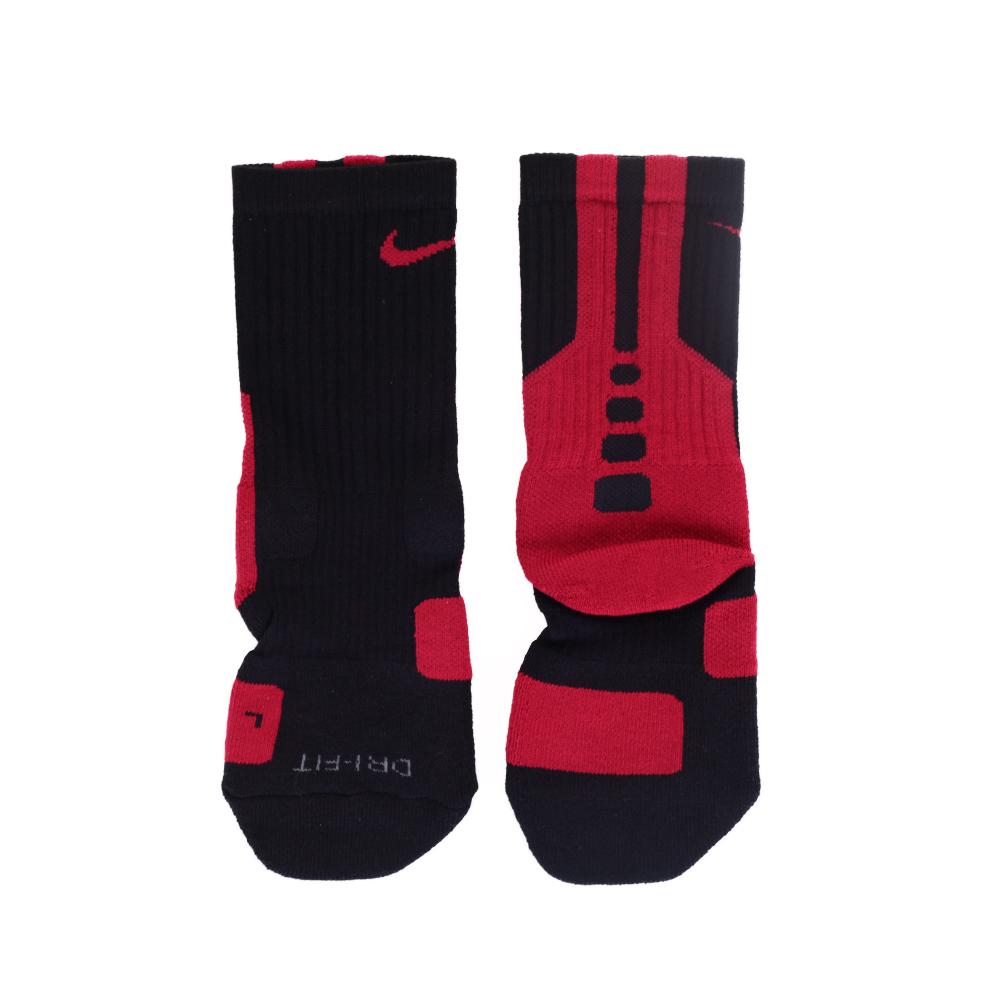 Носки (пара)Носки<br>62% полиэстер, 19% нейлон, 19% хлопок<br><br>Цвет: черный, красный<br>Размеры US: S;M;L;XL