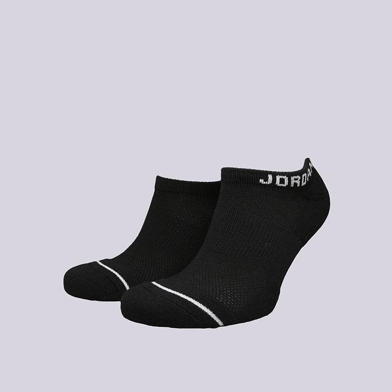 Носки Jordan Jumpman No-Show SocksНоски<br>Хлопок, синтетика<br><br>Цвет: Черный<br>Размеры US: M;L;XL<br>Пол: Мужской