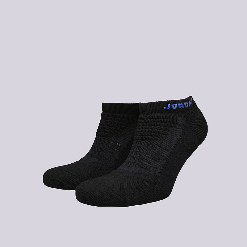 Носки Jordan Flight 2.0 Ankle SockНоски<br>Полиэстер, нейлон, хлопок<br><br>Цвет: Черный<br>Размеры US: M;L;XL<br>Пол: Мужской