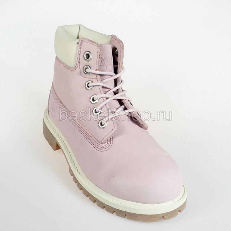 Купить детские розовые  ботинки детские в магазинах Streetball изображение - 1 картинки